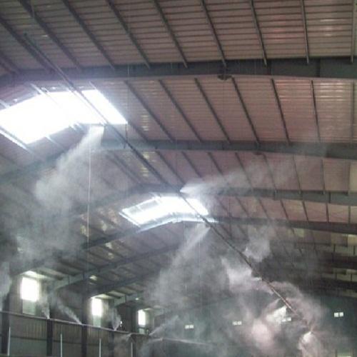 Đặc điểm hệ thống phun sương công nghiệp