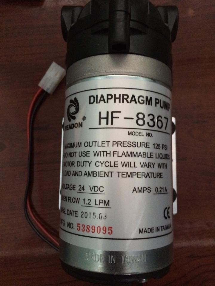 Đặc điểm của máy phun sương HF-8367