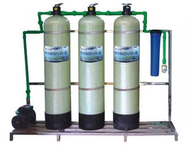 Vai trò của hệ thống lọc tổng nước sinh hoạt