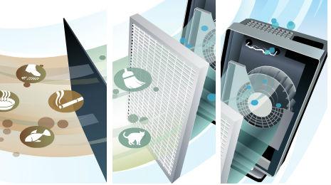 Cách vệ sinh máy lọc không khí đúng cách