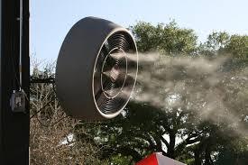 Lưu ý khi sử dụng quạt phun sương công nghiệp