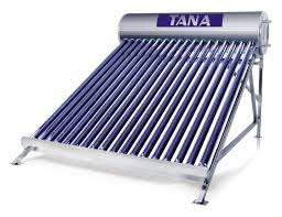 Ống thu nhiệt của máy nước nóng năng lượng mặt trời