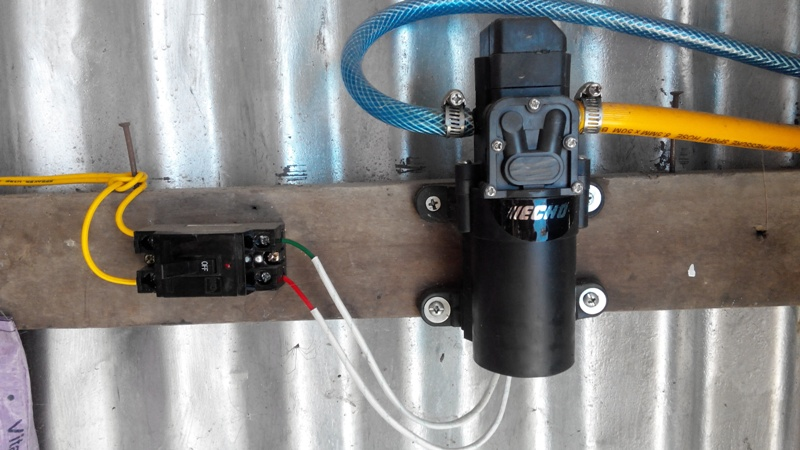 Một số dòng máy nén phun sương mini áp lực cao dùng để rửa xe